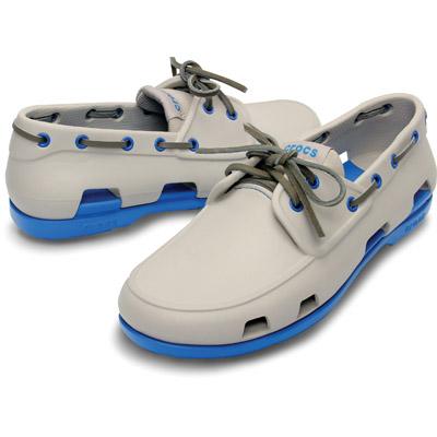 男士海滩帆船鞋